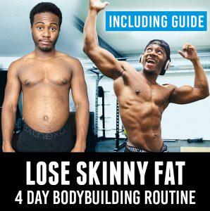 skinny fat workout plan