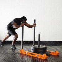 Weighted Push Sledge