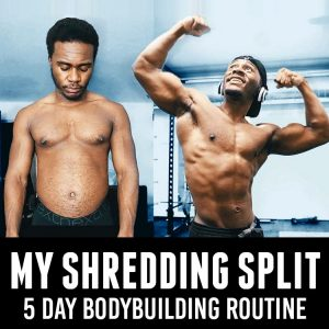 Shredding 5 day routine image